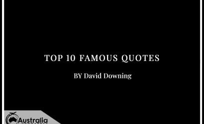 Top 10 Famous Quotes by Author David Downing