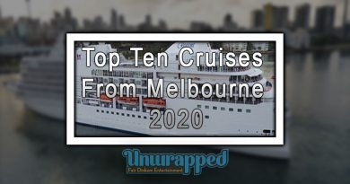 Top Ten Cruises From Melbourne 2020