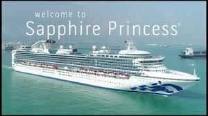 New Zealand Cruise H043 – Sapphire Princess