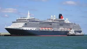 New Zealand Cruise Q003 – Queen Elizabeth