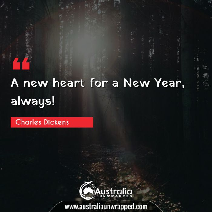 A new heart for a New Year, always!