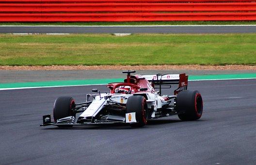 Kimi Raïkönen Melbourne Grand Prix 2020