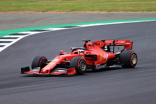 Sebestian Vettel Melbourne Grand Prix 2020