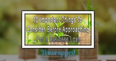 10 Important Things to Consider before Approaching for a Business Loan