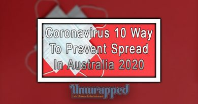 Coronavirus 10 Way To Prevent Spread In Australia 2020
