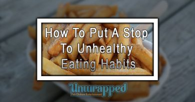 How To Put A Stop To Unhealthy Eating Habits