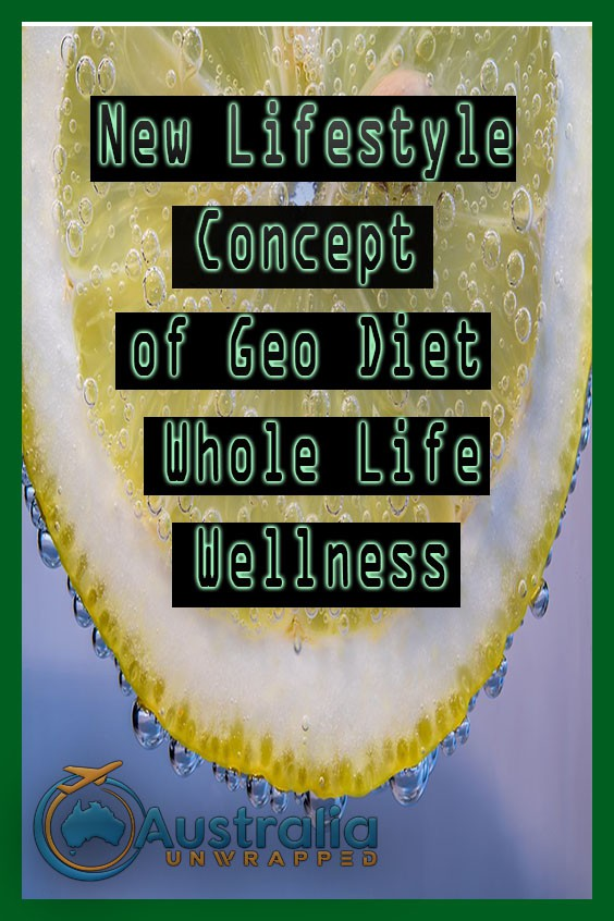 New Lifestyle Concept of Geo Diet - Whole Life Wellness