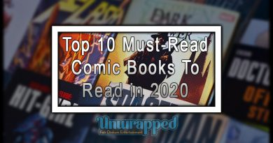 Top 10 Must-Read Comic Books To Read in 2020