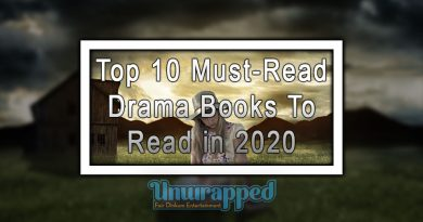 Top 10 Must-Read Drama Books to Read in 2020