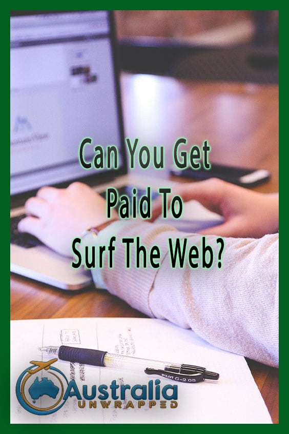 Can You Get Paid To Surf The Web?