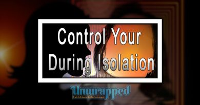 Control Your Mind During Isolation