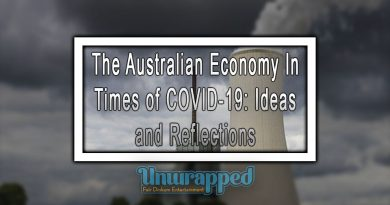 The Australian Economy in Times of COVID-19: Ideas and Reflections