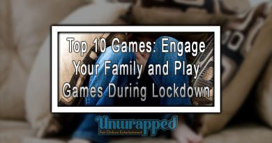 Top 10 Games: Engage Your Family and Play Games During Lockdown