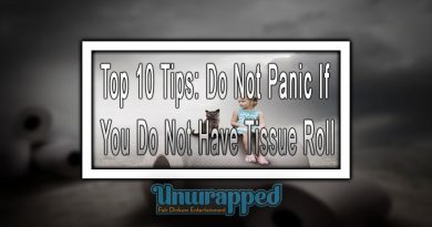 Top 10 Tips: Do Not Panic If You Do Not Have Tissue Roll