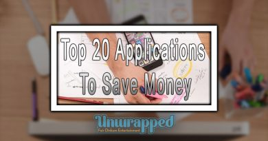 Top 20 Applications To Save Money