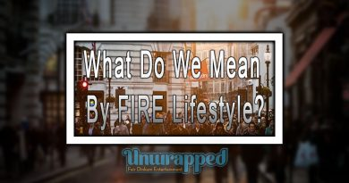 What Do We Mean By FIRE Lifestyle