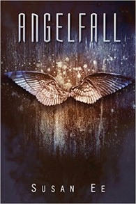 "The dystopian book ""Angelfall"""