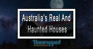 Australia's Real Scary and Haunted Houses