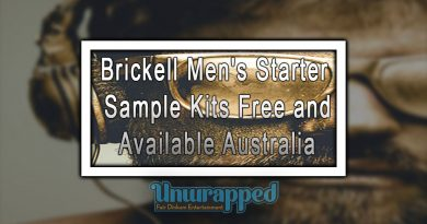 Brickell Men's Starter Sample Kits Free and Available Australia