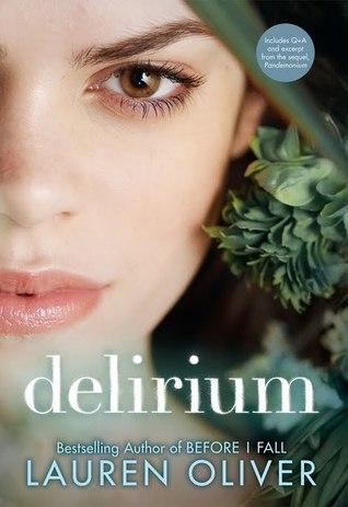 Delirium - dystopian trilogy