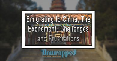 Emigrating to China, the Excitement, Challenges and Frustrations