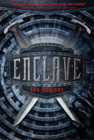 Enclave - dystopian novel