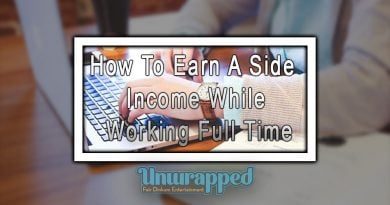 How To Earn A Side Income While Working Full Time