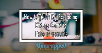 How to Tell if My Exploding Kittens Game is Fake or Genuine