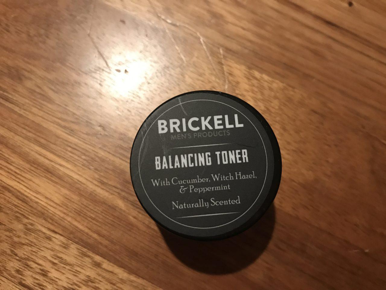 Balancing Toner (Trial Jar)