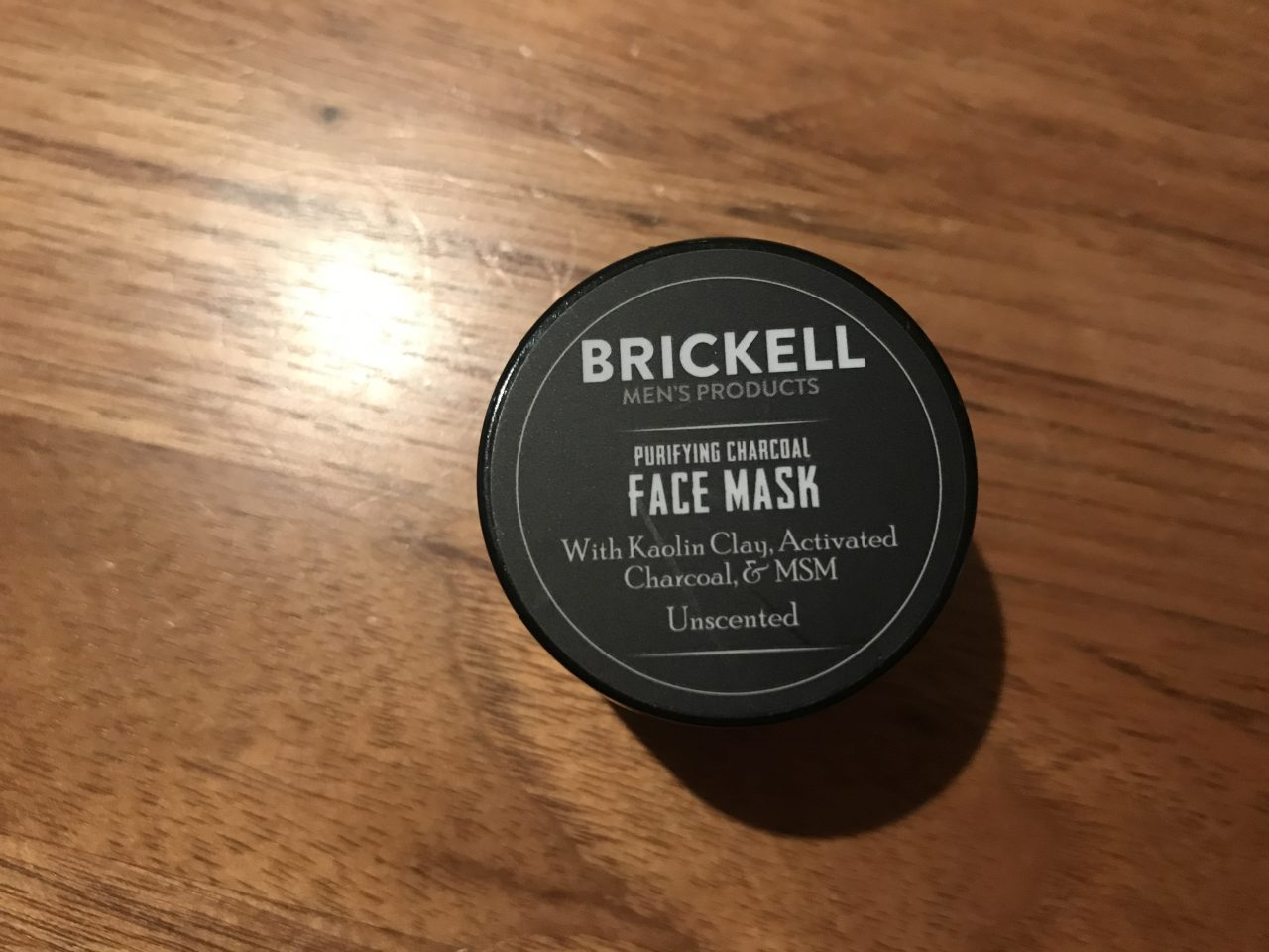 Purifying Charcoal Face Mask (Trial Jar)