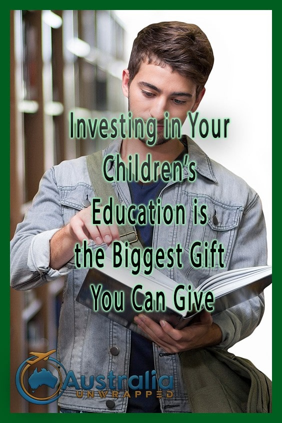 Investing in Your Children's Education is the Biggest Gift You Can Give