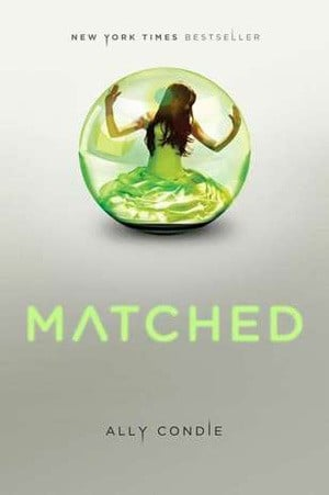 Matched - a dystopian plot
