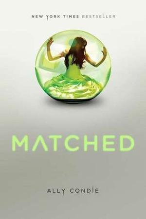 Matched - a dystopian plot