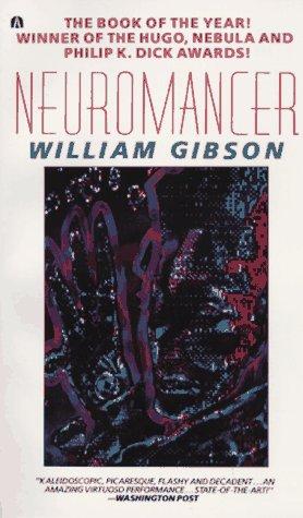 Neuromancer Gibson's first novel