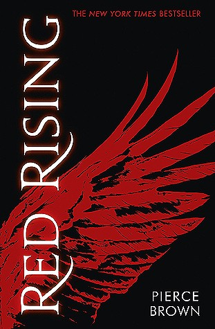 Red Rising - set in future Mars