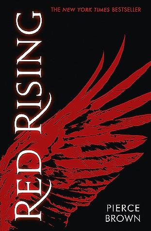 Red Rising - set in future Mars
