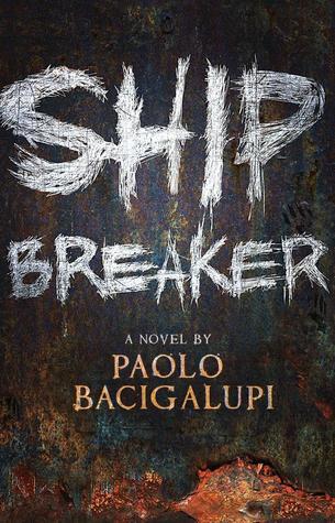 Ship Breaker - a dystopian book