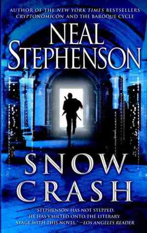 "Dystopian Novel ""Snow Crash"""