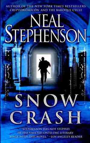 """Dystopian Novel """"Snow Crash"""""""
