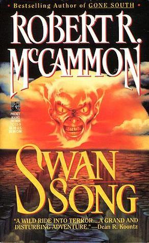 Swan Song - deserted American landscape