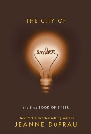 "Award-winning novel chronicle ""The City of Ember"""