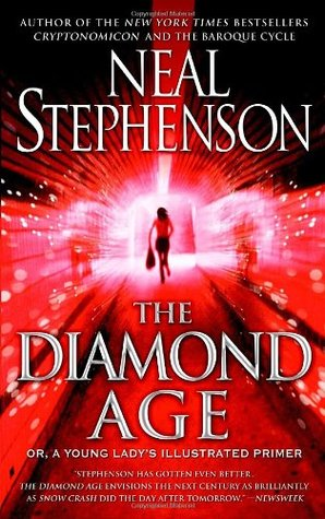 The Diamond Age - dystopian novel