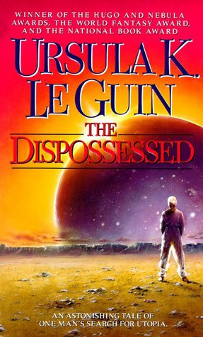 The Dispossessed - dystopian book