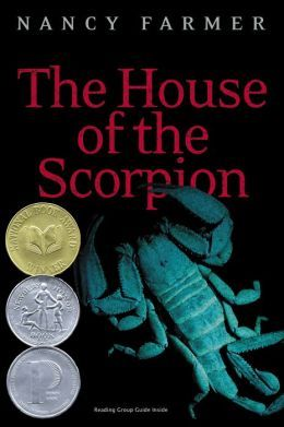 The House of Scorpion set in the future