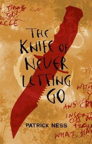 The dystopian novel - The Knife of Never Letting Go