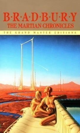 Classic dystopian book - The Martian Chronicles