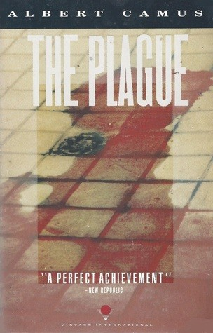 """The Plague"" with the main character Dr Bernard Rieux"