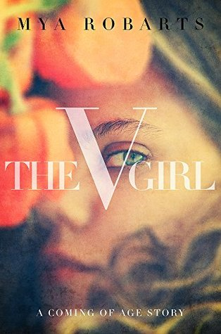 The V Girl - post-apocalyptic future