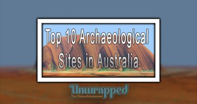 Top 10 Archaeological Sites in Australia