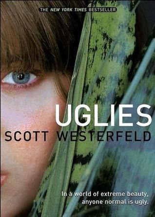 """Scott Westerfeld's dystopian book """"Uglies"""""""